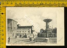 Vicenza Montecchio Maggiore - Vicenza
