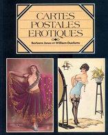 Collezionismo Cartoline Erotiche Jones Ouelette Cartes Postales Erotiques - Livres, BD, Revues