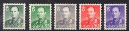 NORVEGE   Timbres Neufs * De 1962  ( Ref 1032 ) - Norvège