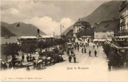 Quai In Brunnen - SZ Schwyz