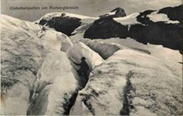 Gletscherspalten Am Ruchenglärnisch - GL Glaris
