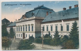 Balassagyarmat - County Hall (Leporello Card) - Hongrie