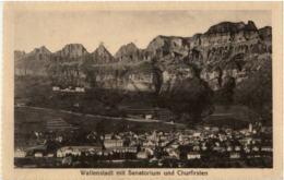 Wallenstadt - SG St. Gall