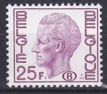 BELGIË - OBP - 1976 - S 75 - MNH** - Service