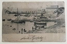 ANTIGNANO 1902  VIAGGIATA FP - Livorno