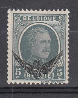 BELGIË - OBP -  1929/30 - S 1 - MNH** - Service