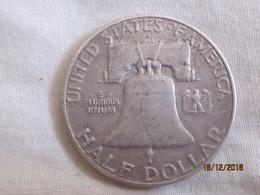 USA Half Dollar 1961 - Federal Issues