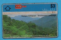 MALAISIA   L&G  209 F - Malaysia