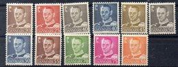 DANEMARK   Timbres Neufs  ** De 1948-1953  ( Ref 1032B ) - Neufs