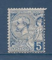 Monaco - YT N° 13 - Neuf Avec Charnière - 1891 à 1894 - Ongebruikt