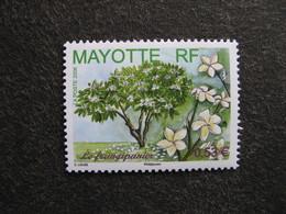 Mayotte: TB N° 191, Neuf XX . - Mayotte (1892-2011)