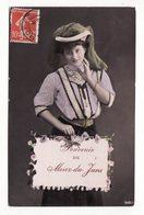 39  MOREZ   Carte Souvenir    écrite Au Dos - Morez