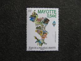 Mayotte: TB N° 194, Neuf XX . - Mayotte (1892-2011)