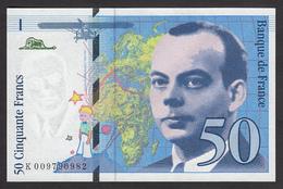 50 Francs Saint Exupéry De 1993 - Fay 72/2 En Neuf - 1992-2000 Last Series