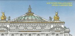 Souvenir Philatélique Opérag  Garnier 2006 Sous Blister - Unclassified