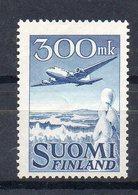 FINLANDE   Timbre Neuf  ** De 1950  ( Ref 1032 C ) Transports - Avion - Finlande