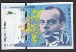 50 Francs Saint Exupéry De 1994 - Fay 73/1a En Neuf - 1992-2000 Last Series