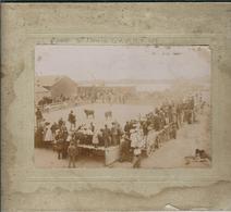 Bouches Du Rhone : Port St Louis , Scène De Tauromachie, Belle Photographie D'Epoque (Vers 1890), Voir Descriptif... - Saint-Louis-du-Rhône