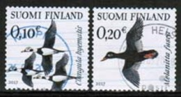 2017 Finland, Birds Used. - Finlande