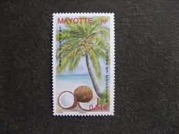 Mayotte: TB N° 209, Neuf XX . - Mayotte (1892-2011)