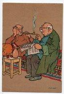 Caucasian Types. Old Tiflis. Politicians. - Géorgie