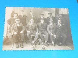 """77 ) Tournant-en-brie - Photo - Conseil De Réunion """" Musique """"  - Année 1926  EDIT : - Tournan En Brie"""