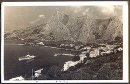 CROATIA - HRVATSKA -  OMIŠ  -  1960 - Croatia