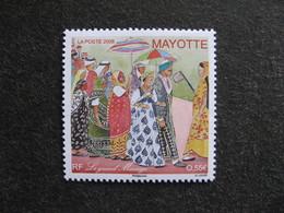 Mayotte: TB N° 215, Neuf XX . - Mayotte (1892-2011)