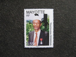 Mayotte: TB N° 216, Neuf XX . - Mayotte (1892-2011)