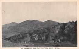 The Malverns And The Britisch Camp Hotel - Worcestershire