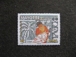 Mayotte: TB N° 218, Neuf XX . - Mayotte (1892-2011)