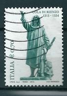 2013 COLA DI RIENZO USATO - 6. 1946-.. Repubblica