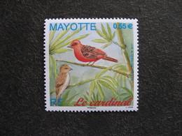 Mayotte: TB N° 221, Neuf XX . - Mayotte (1892-2011)