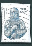 2013 GIOVANNI BOCCACCIO USATO - 6. 1946-.. Repubblica