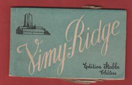 Carnet De 11 Vues De VIMY 62 - 1914-18