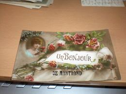 Un Bonjour De Montrond - Thanksgiving