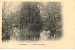 Etival  - Vue Prise Du Pont - France