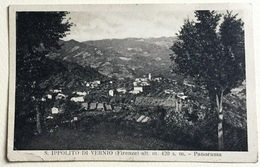 S. IPPOLITO DI VERNIO - PANORAMA - NV FP - Firenze
