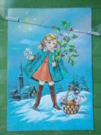 KOV 8-52 - NEW YEAR, BONNE ANNEE, Children, Enfants - Nouvel An