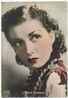 ACTRICE, CINEMA - Viviane ROMANCE - Acteurs