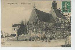 FRANCUEIL - La Place De L'Eglise - Sonstige Gemeinden