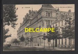 DD / 59 NORD / LILLE / ECOLE DES ARTS ET MÉTIERS / 1910 - Lille