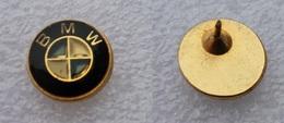 Pin's Automobile Car Logo BMW . Top Qualité Zamak Cloisoné Avec Pointe Sertie - BMW