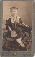 A Photo. Visit. Russia.  Girl With A Bag. Bertha. *** - Foto
