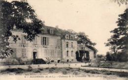 D49  ALLONNES  Château De La Godinière - Allonnes