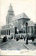 N°70021 -cpa Bruxelles -l'église De La Chapelle- - Monuments, édifices