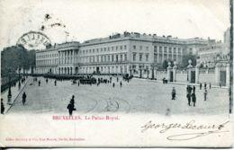 N°70029 -cpa Bruxelles -le Palais Royal- - Monuments, édifices