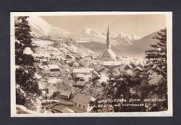 Imst Tirol Oberstadt Gegen Die Mieminger ( Josef Neumaln) - Imst