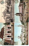 Bouches Du Rhône : Marseille : Lot De 4 Cartes De L'Exposition Coloniale De 1906 - Colonial Exhibitions 1906 - 1922