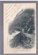ANDORRA  Pont De Sant- Antony (Andorre) Py- Olivier Edit Perpignan 1902 RARE OLD POSTCARD 2 Scans - Andorre